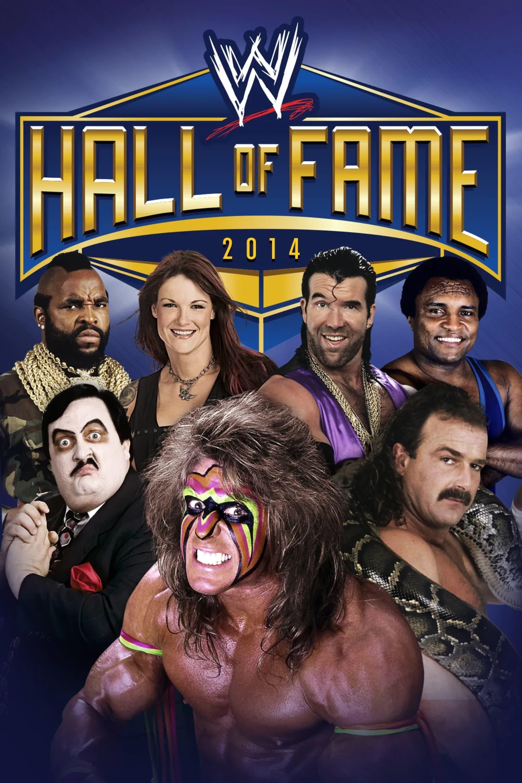 WWE Hall Of Fame 2014