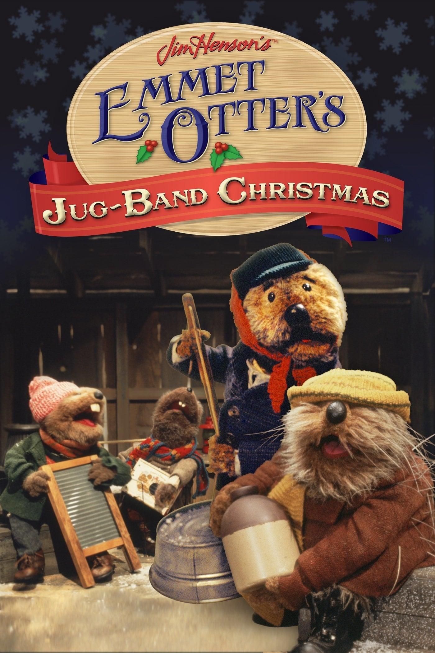 La banda de Emmet celebra la Navidad