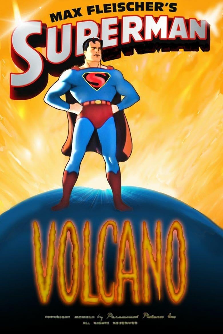 Superman: Volcano
