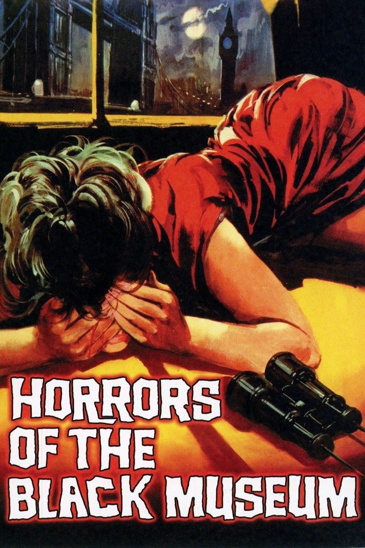 Horror en el museo negro