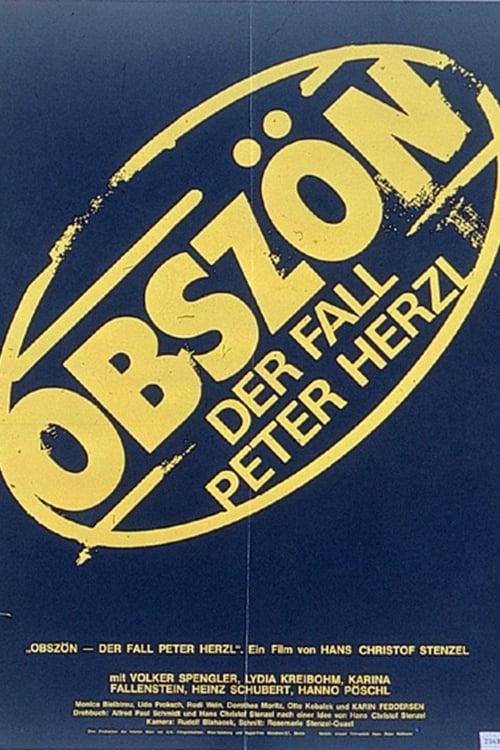 Obscene: The Case of Peter Herzl