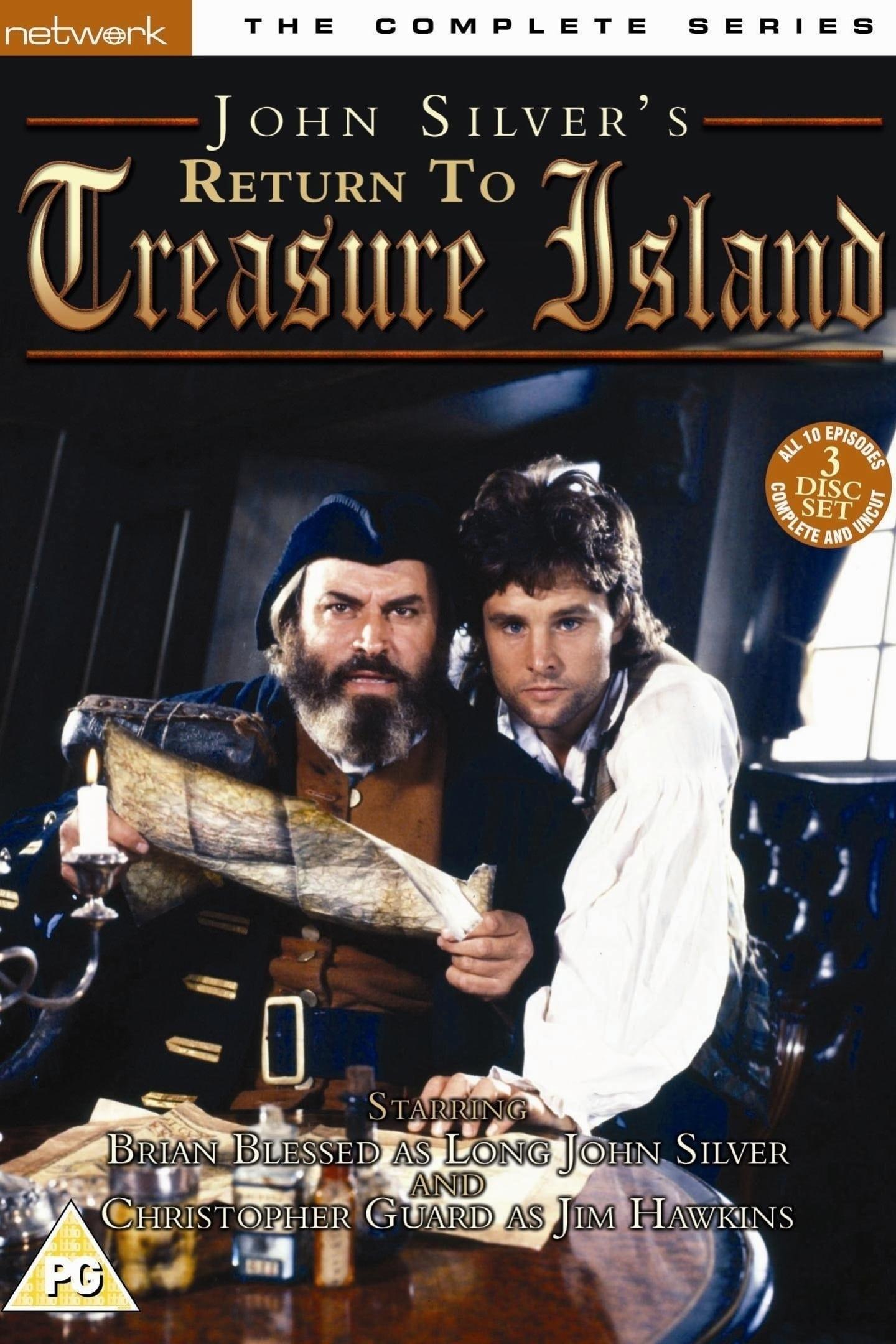 John Silver's Return to Treasure Island