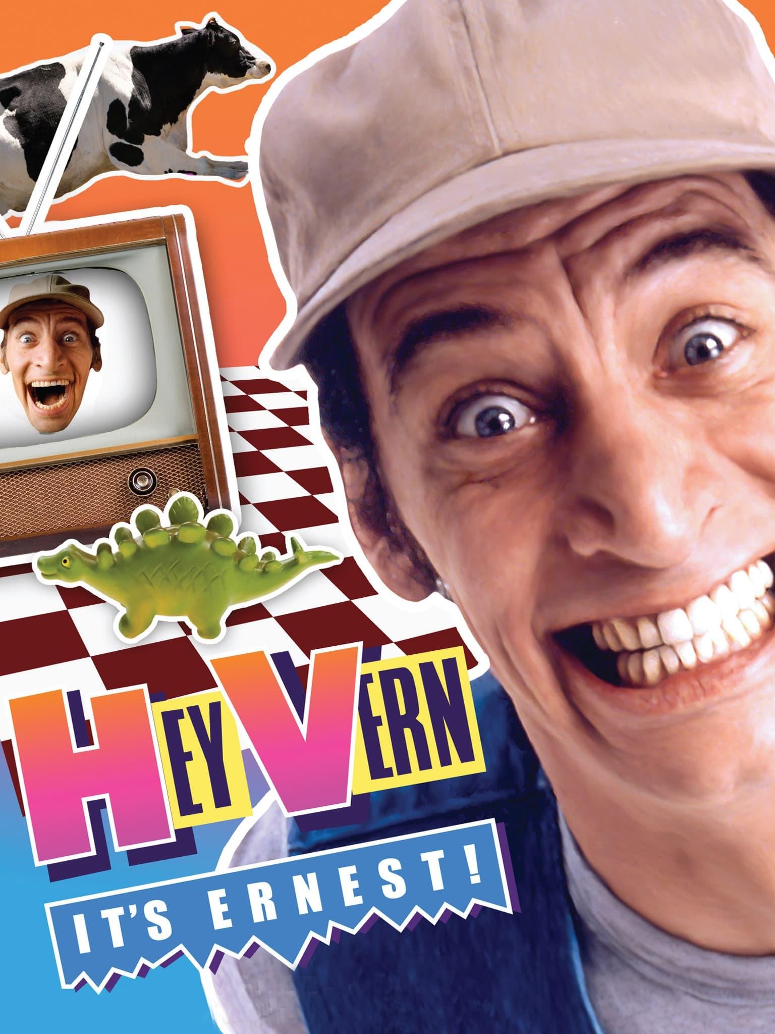 Hey Vern, It's Ernest!